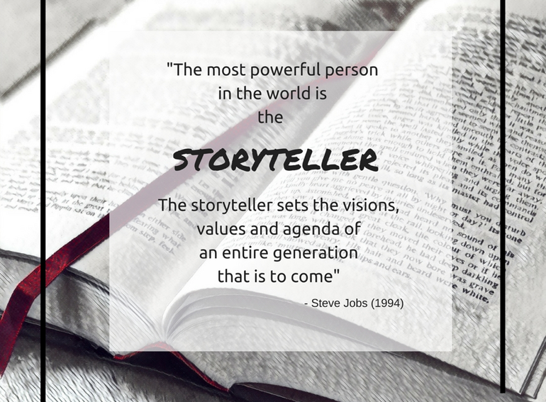 Storytelling: From Discovery to Delivery